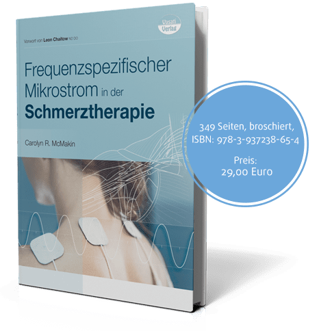 Das McMakin Buch hier estellen - Frequenzspezifischer Mikrostrom in der Schmerztherapie